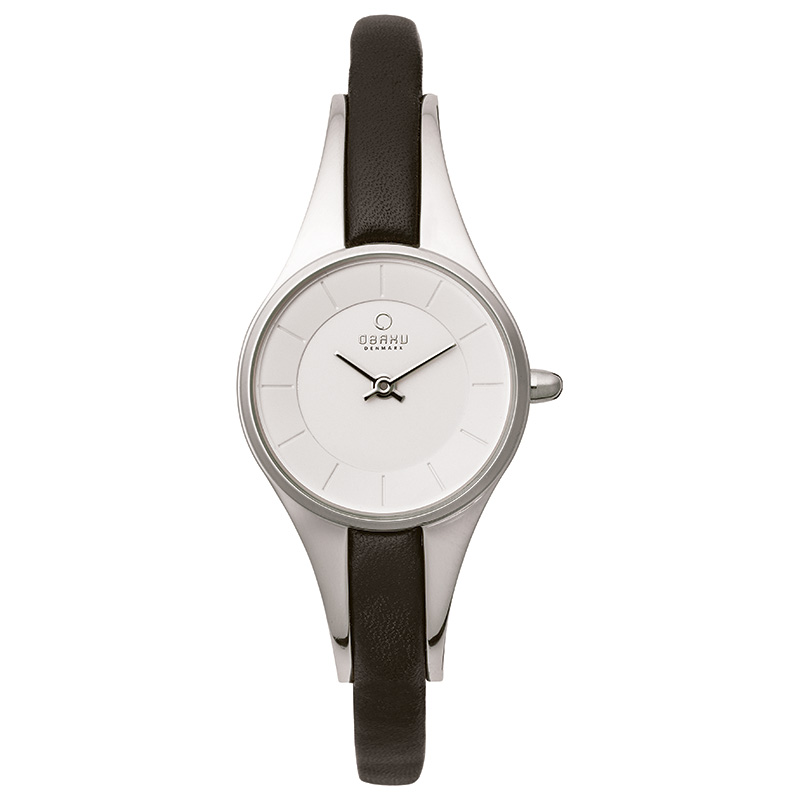 Obaku Women watch MORGEN - BLACK