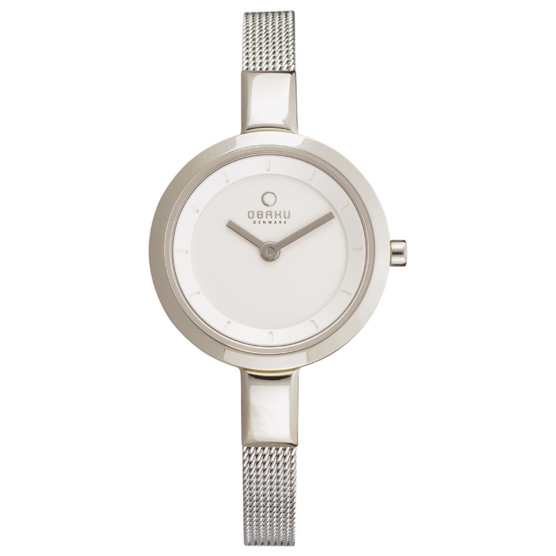 Obaku Women watch SIV - STEEL