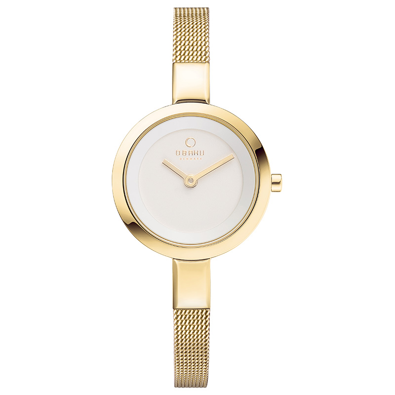 Obaku Women watch SIV - GOLD US