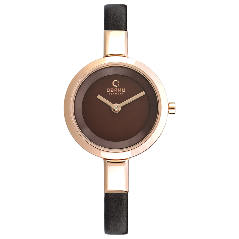 Obaku Women watch SIV - HAZEL FRONT view
