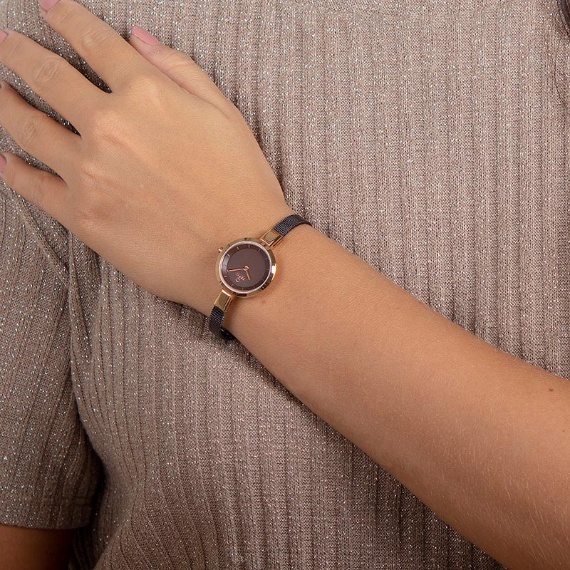 Obaku Women watch SIV - HAZEL WRIST view