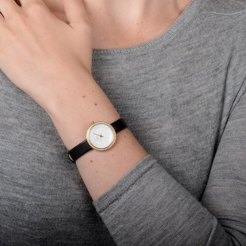 Obaku Women watch STILLE GLIMT - MOON SM1 view