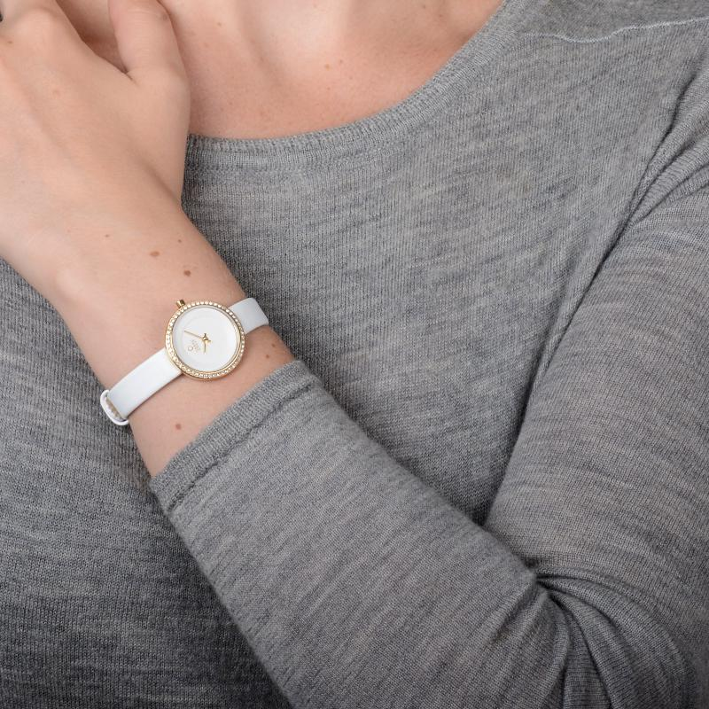 Obaku Women watch STILLE GLIMT - COTTON SM1 view