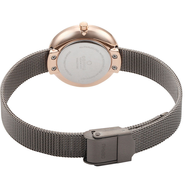 Obaku Women watch STILLE - GRANITE CLOSE view