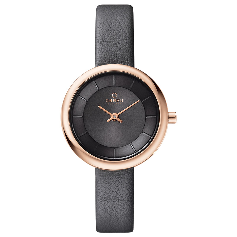 Obaku Women watch STILLE - PEBBLE