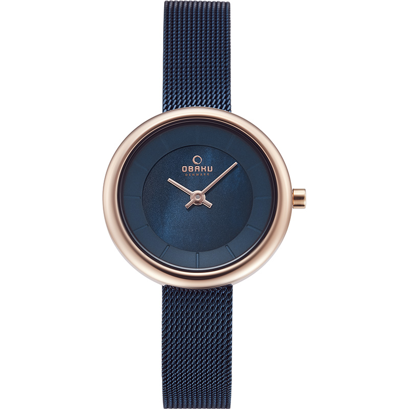 Obaku Women watch STILLE - OCEAN FRONT view