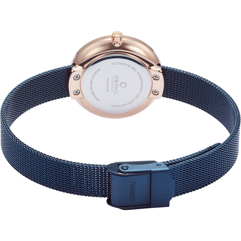 Obaku Women watch STILLE - OCEAN CLOSE view