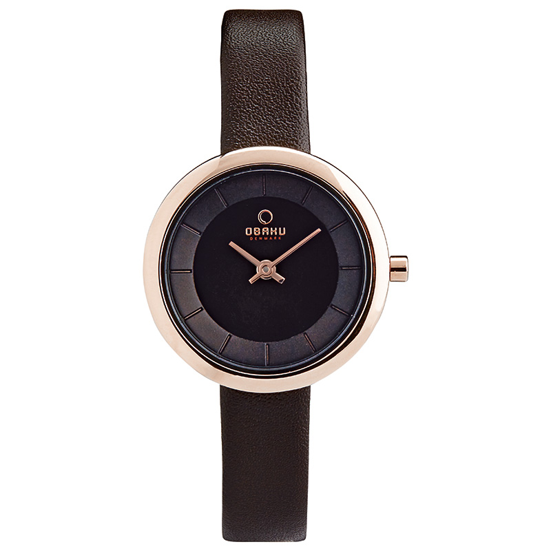 Obaku Women watch STILLE - HAZEL FRONT view