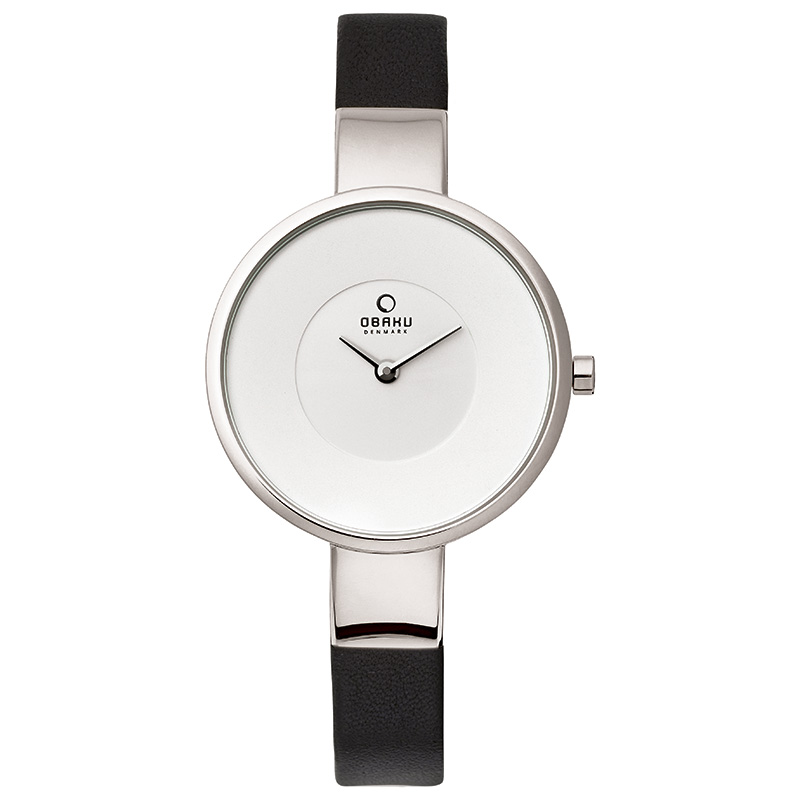 Obaku Women watch SOL - BLACK