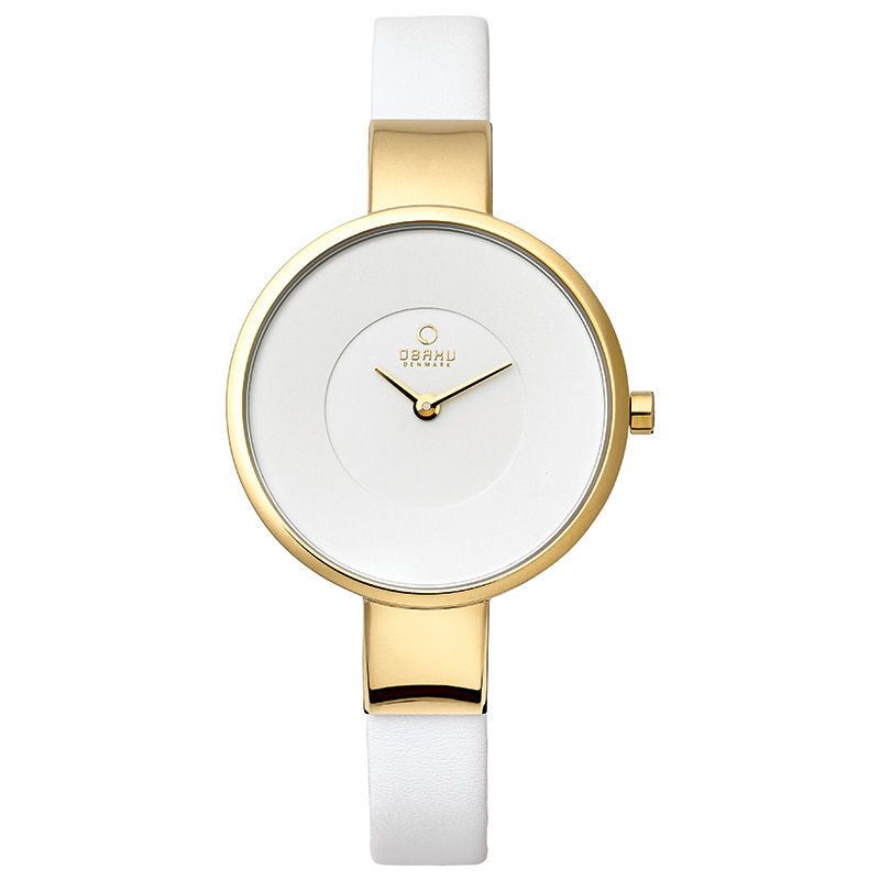 Obaku Women watch SOL - COTTON FRONT view