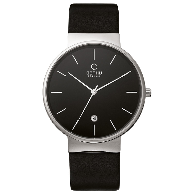 Obaku Men watch KLAR - JET