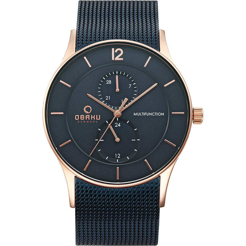 Obaku Men watch TORDEN - OCEAN