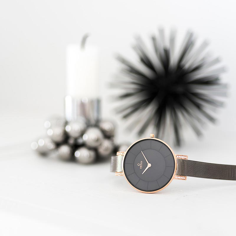 Obaku Women watch LUN - GRANITE SM1 view