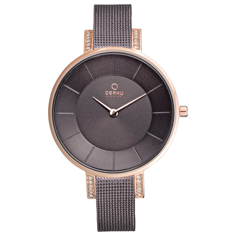Obaku Women watch LUN - WALNUT