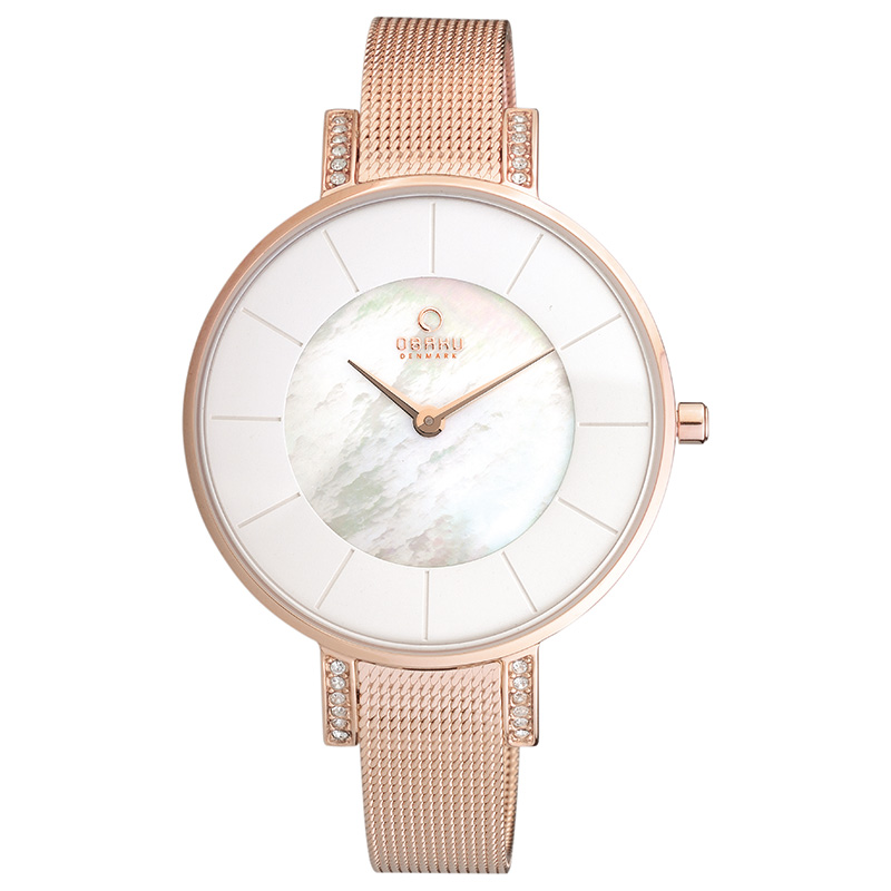 Obaku Women watch LUN - ROSE