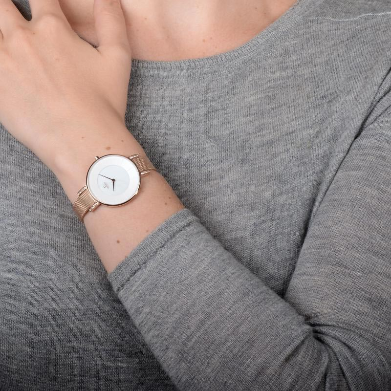 Obaku Women watch LUN - ROSE WRIST view