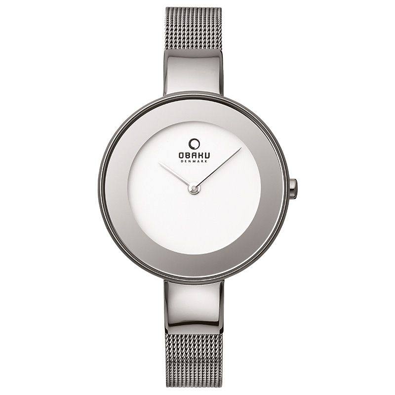 Obaku Women watch HIMMEL - STEEL FRONT view