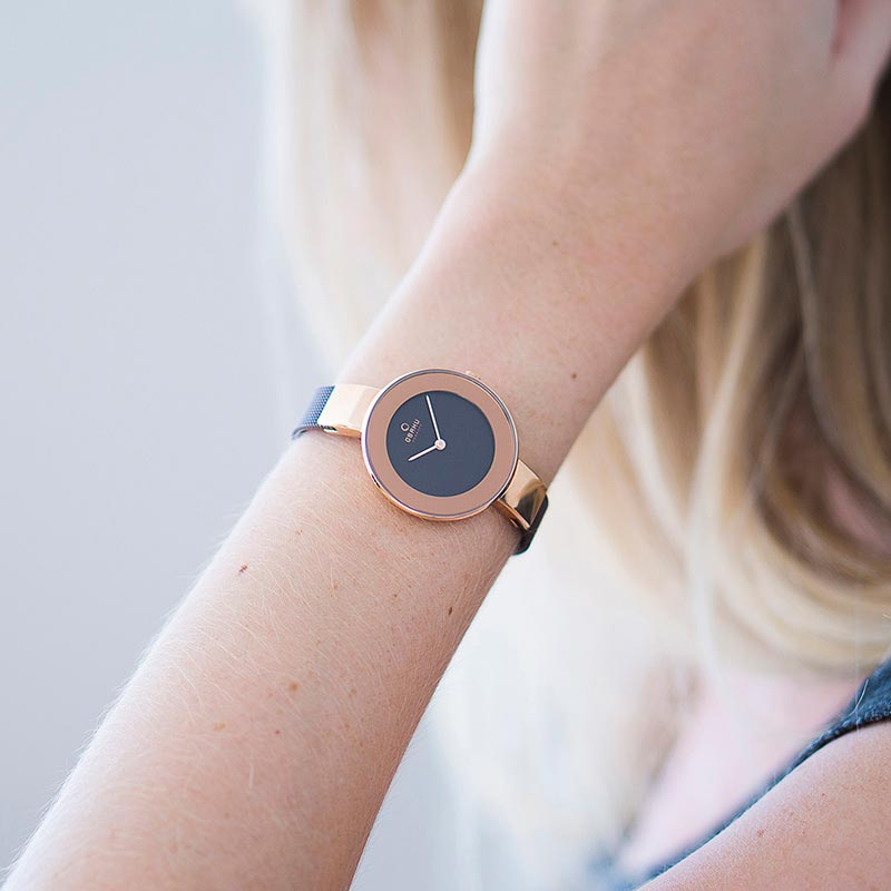 Obaku Women watch HIMMEL - WALNUT SM1 view