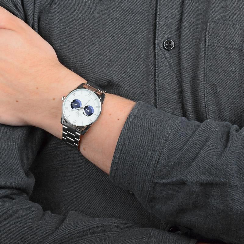 Obaku Men watch FLINT - BRACE WRIST view