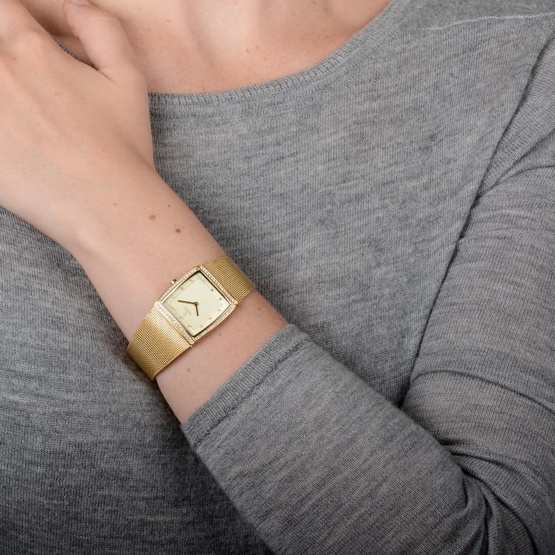Obaku Women watch LUND GLIMT - GOLD SM1 view