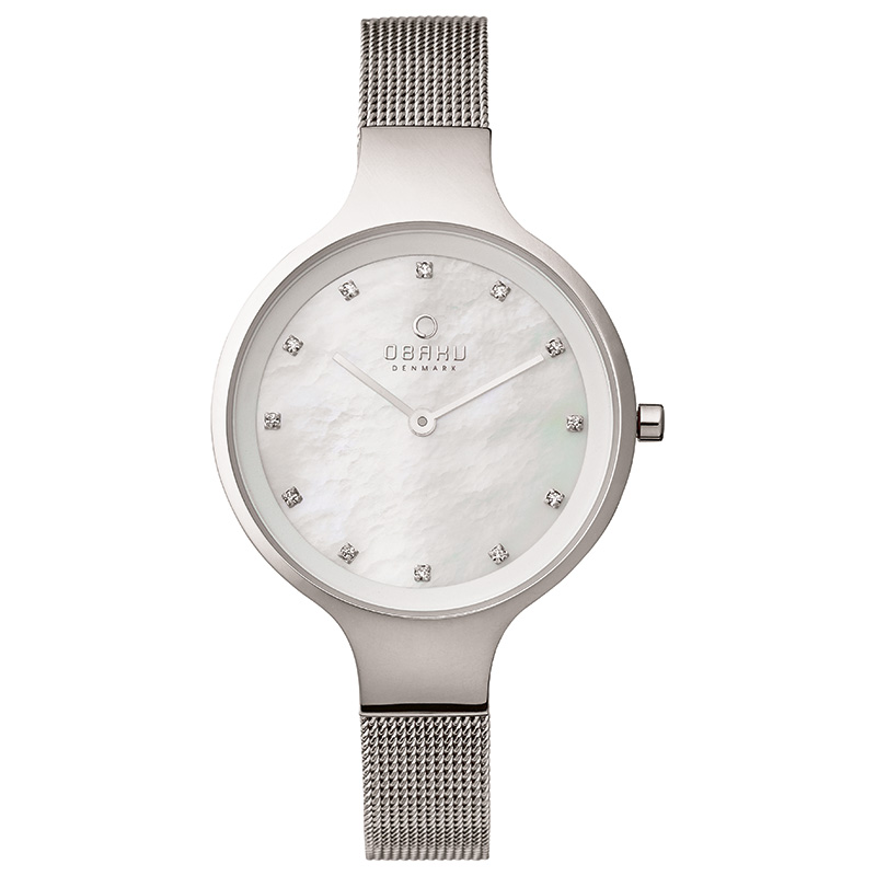 Obaku Women watch SKY - STEEL