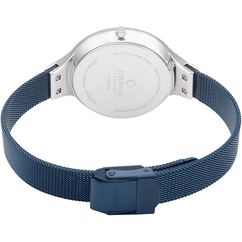 Obaku Women watch SKY - ARCTIC CLOSE view