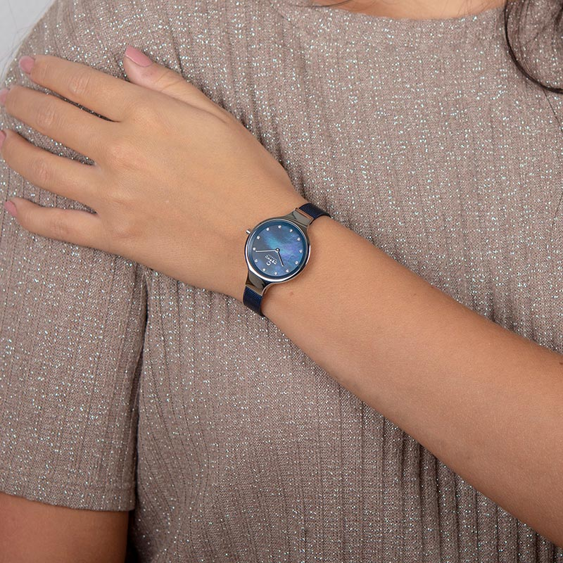 Obaku Women watch SKY - ARCTIC WRIST view