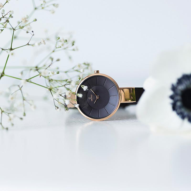 Obaku Women watch SKY - MEDALLION SM1 view