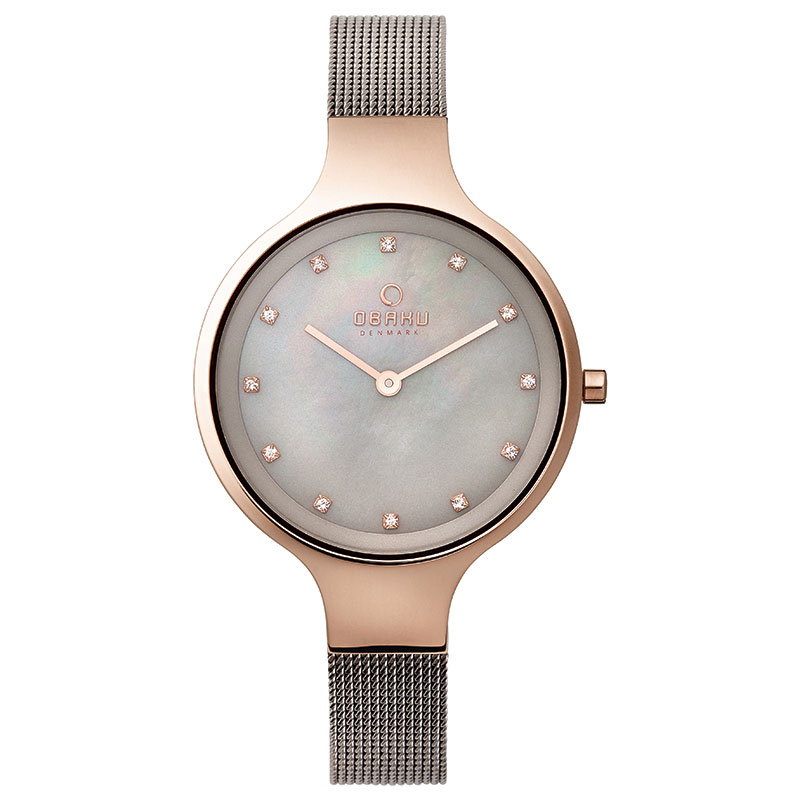 Obaku Women watch SKY - GRANITE FRONT view