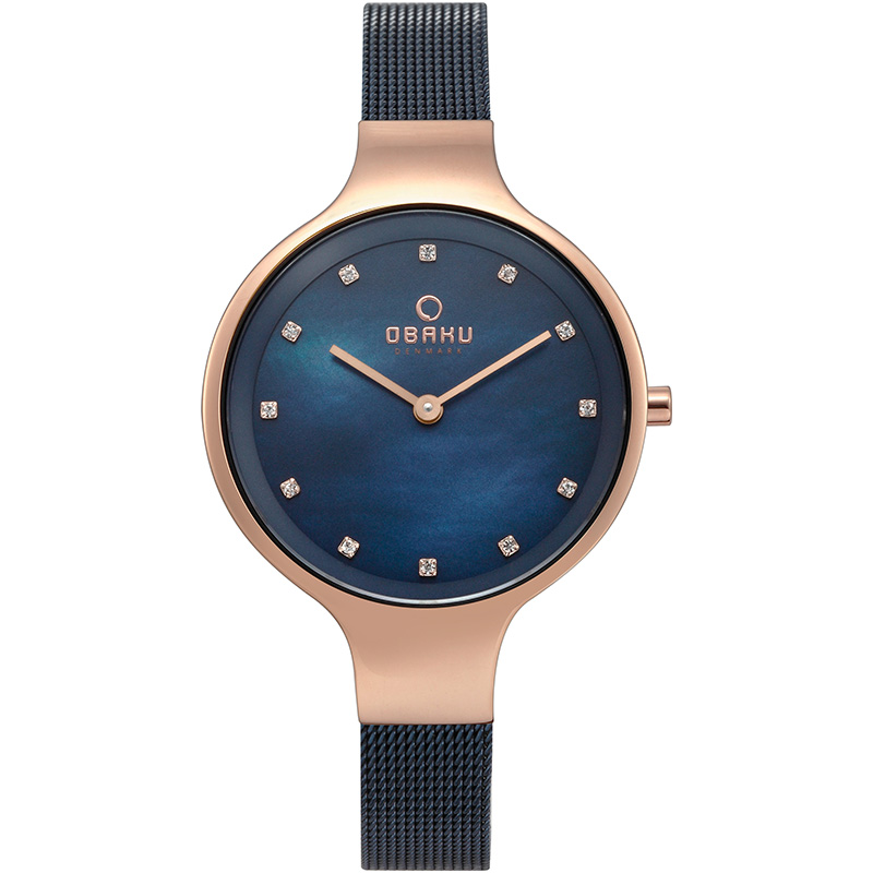 Obaku Women watch SKY - OCEAN FRONT view