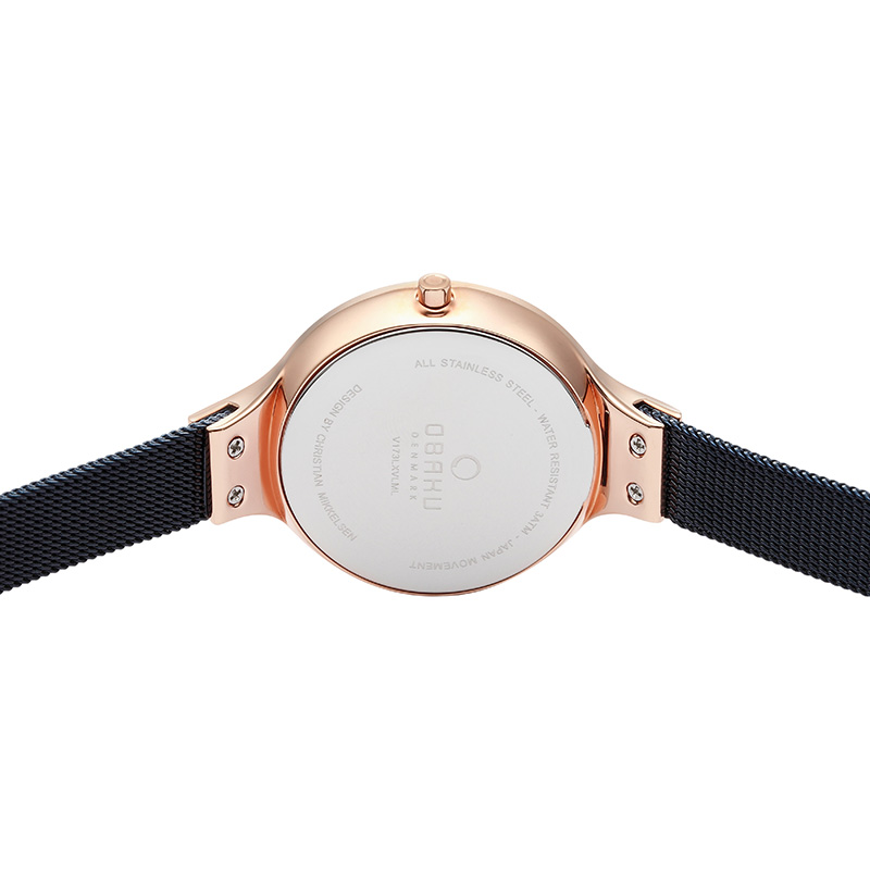 Obaku Women watch SKY - OCEAN BACK view
