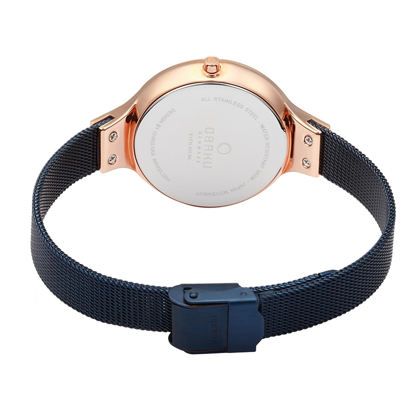 Obaku Women watch SKY - OCEAN CLOSE view