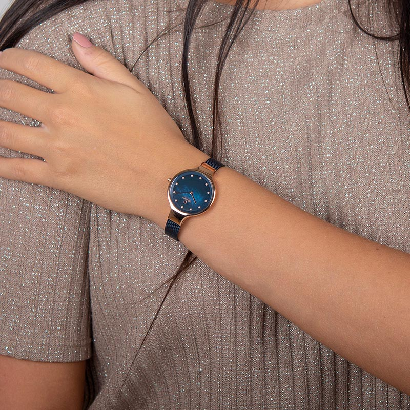 Obaku Women watch SKY - OCEAN WRIST view