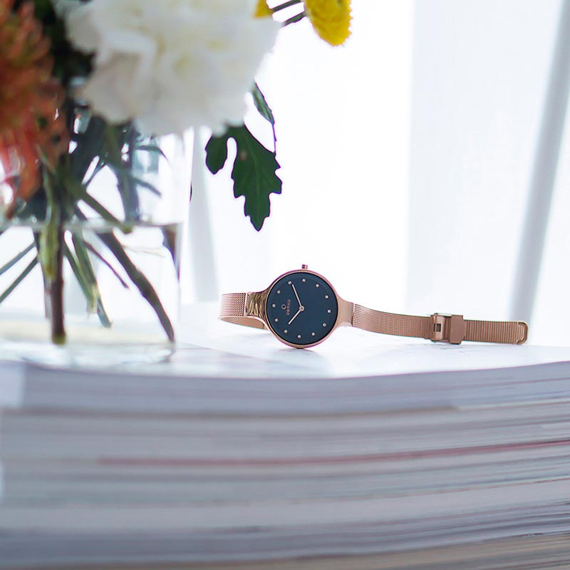 Obaku Women watch SKY - AZURE SM2 view