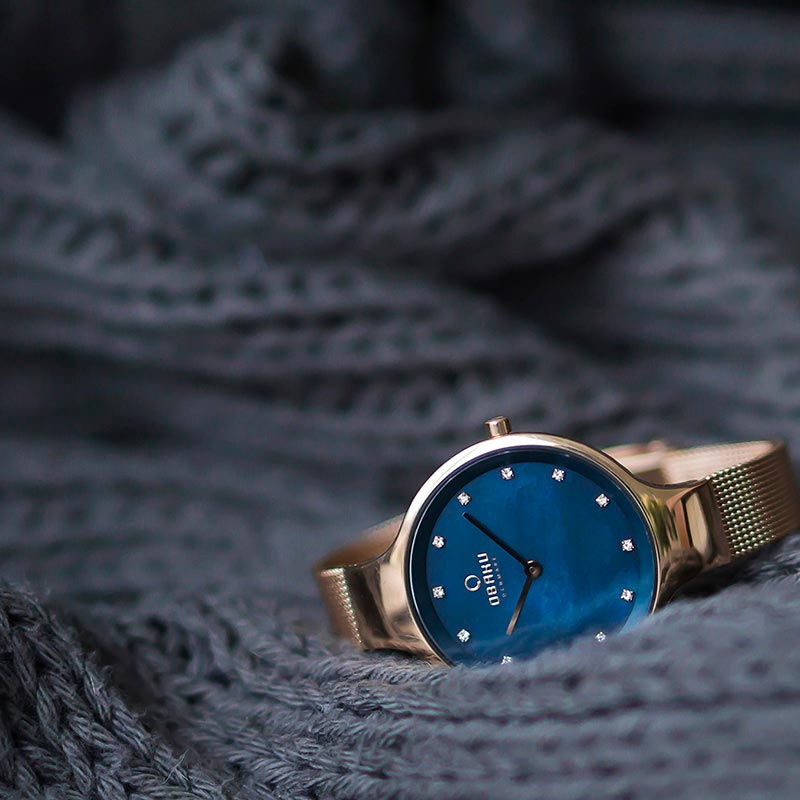 Obaku Women watch SKY - AZURE SM3 view