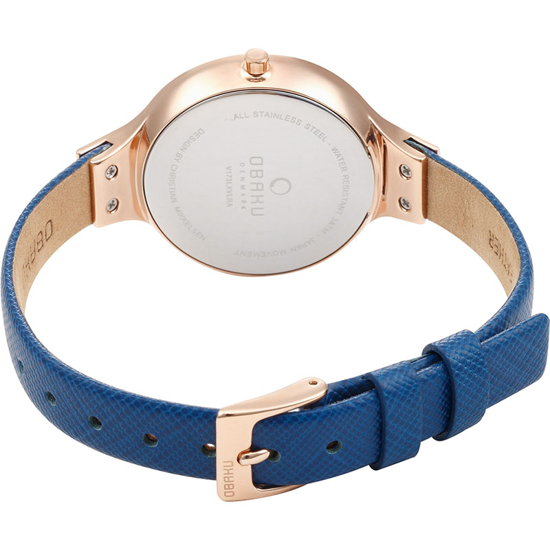 Obaku Women watch SKY - NAVY CLOSE view