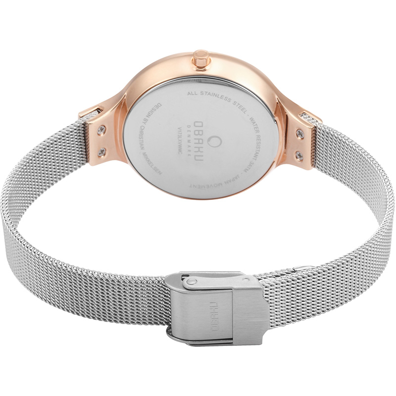 Obaku Women watch SKY - ROSE BI CLOSE view