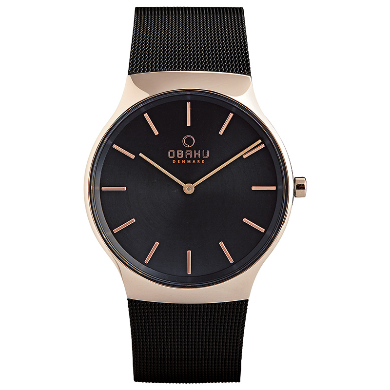 Obaku Men watch ROLIG - NIGHT