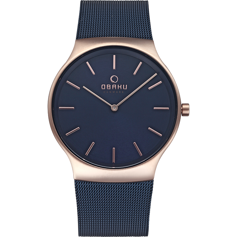 Obaku Men watch ROLIG - OCEAN