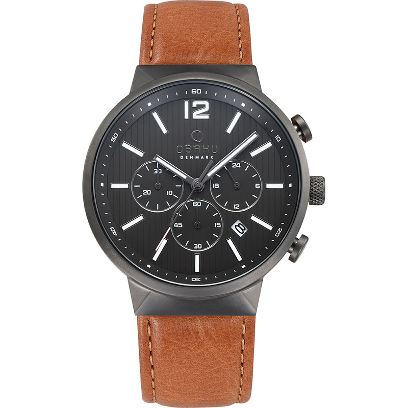Obaku Men watch STORM - GUNTAN
