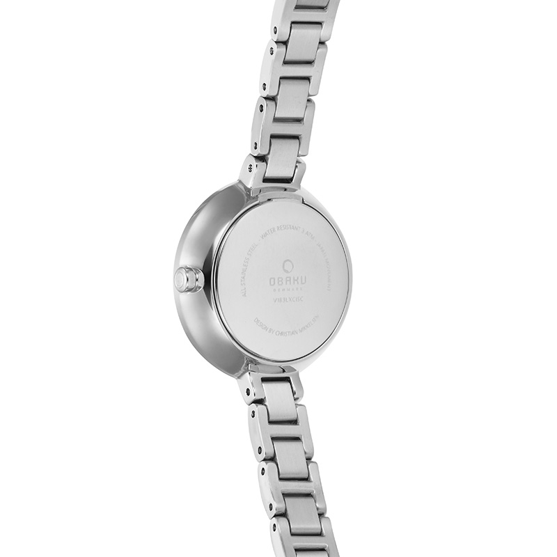 Obaku Women watch VIND - PEACH BACK view