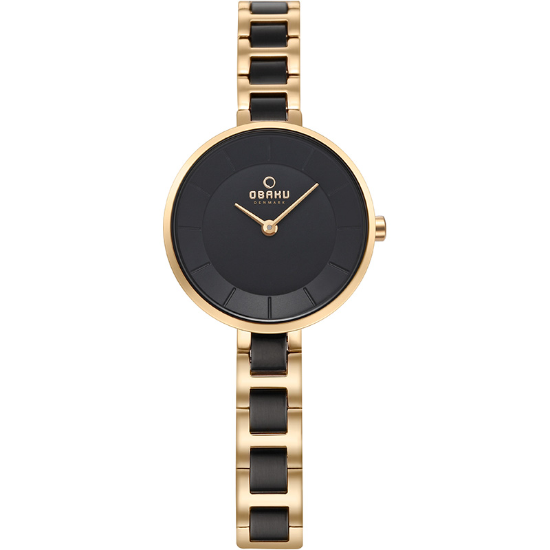 Obaku Women watch VIND - BLACKGOLD
