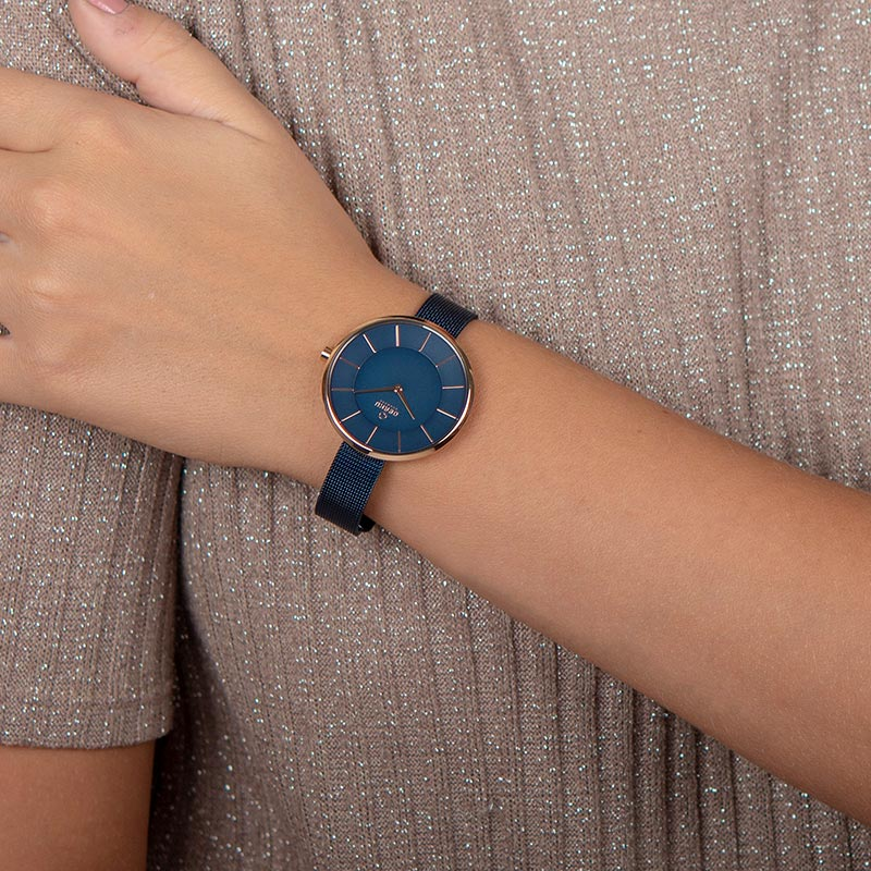 Obaku Women watch SAND - OCEAN WRIST view