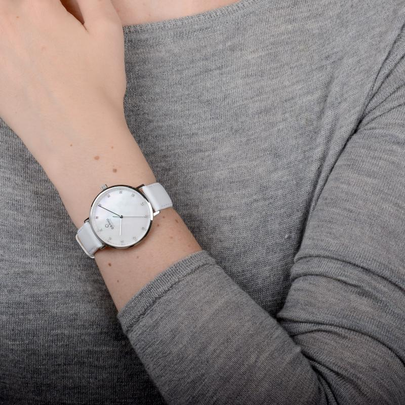 Obaku Women watch VEST - SNOW SM1 view
