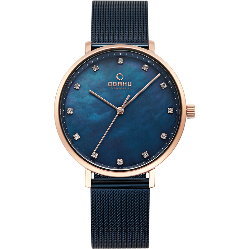 Obaku Women watch VEST - OCEAN FRONT view