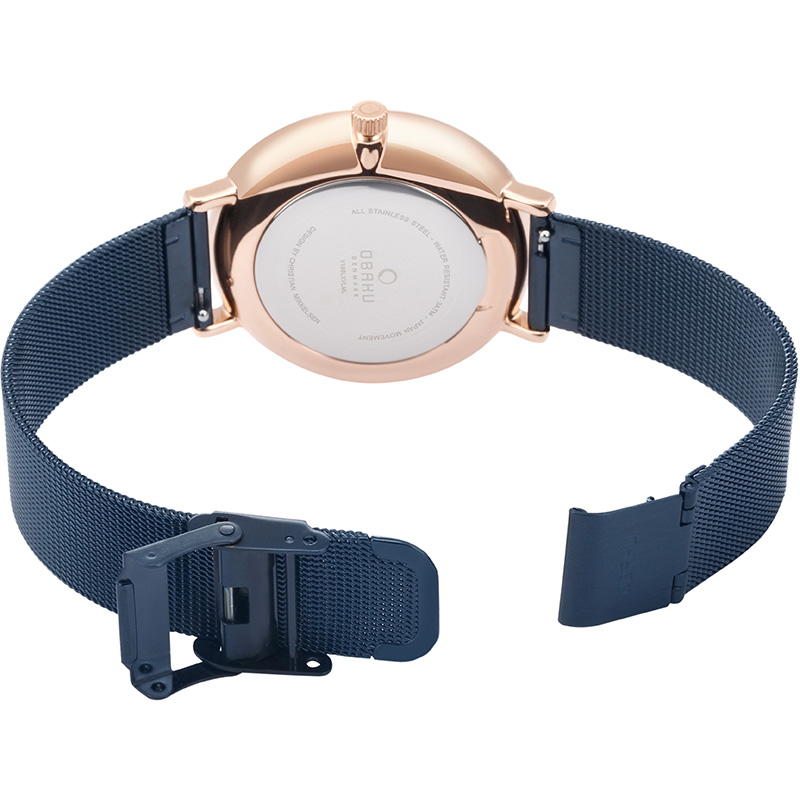 Obaku Women watch VEST - OCEAN OPEN view