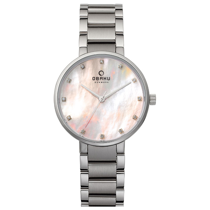 Obaku Women watch GLAD - CORAL