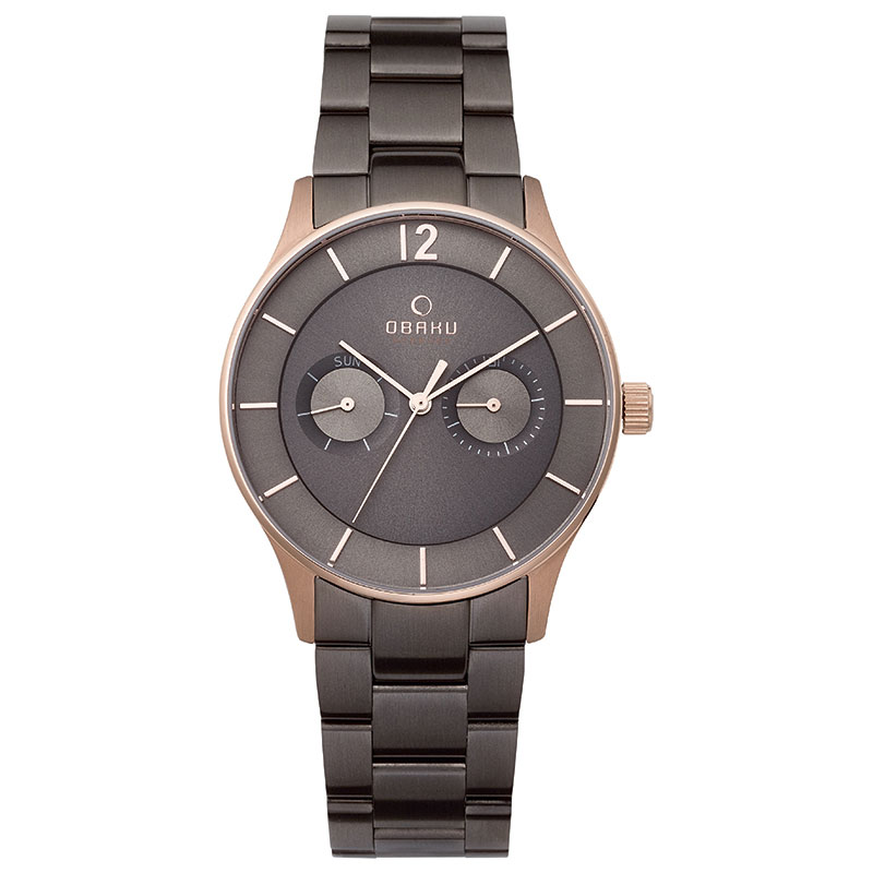 Obaku Men watch LUFT - CREPE
