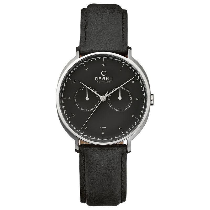 Obaku Men watch AHORN - JET