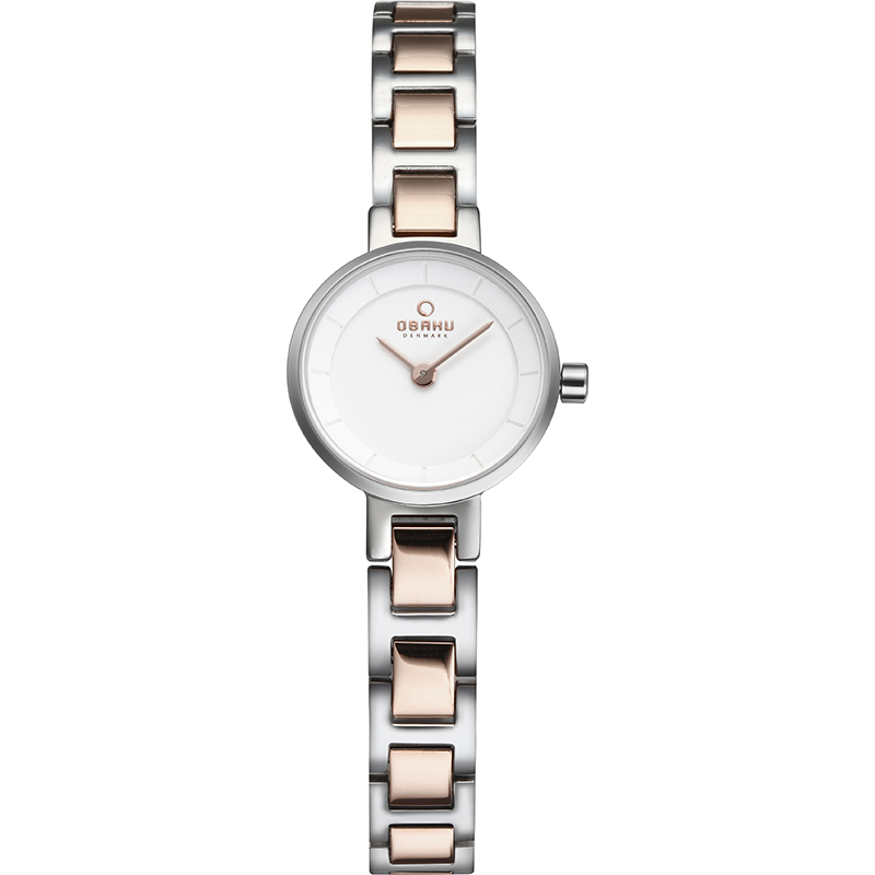 Obaku Women watch LET - PEACH FRONT view